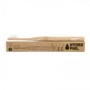 Hydrophil Bamboo Toothbrush Natural – Medium