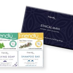 Friendly Soap Ethical Man Gift Set