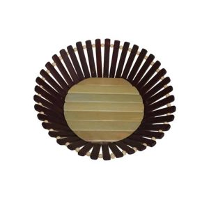 Bamboo Basket Small Round