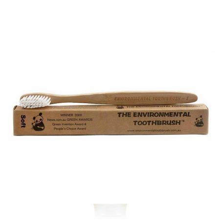 Environmental Bamboo Toothbrush