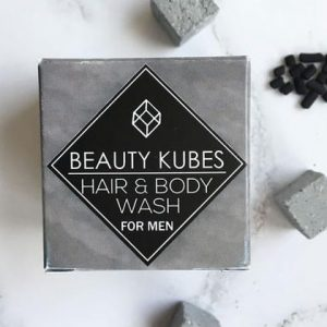 Beauty Kubes Hair Body Wash For Men