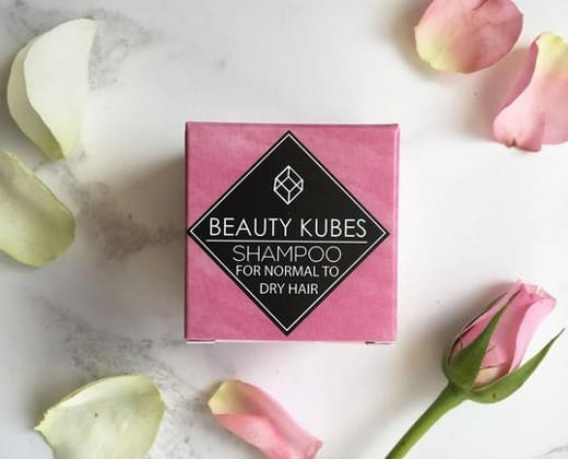 Beauty Kubes Shampoo