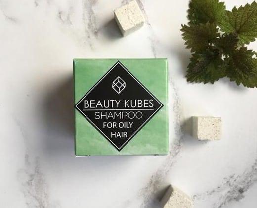 Beauty Kubes Shampoo Oily Hair
