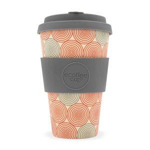 Ecoffee Cup 14oz Swirl