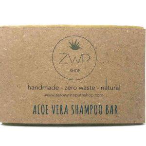Aloe Vera Shampoo Bar