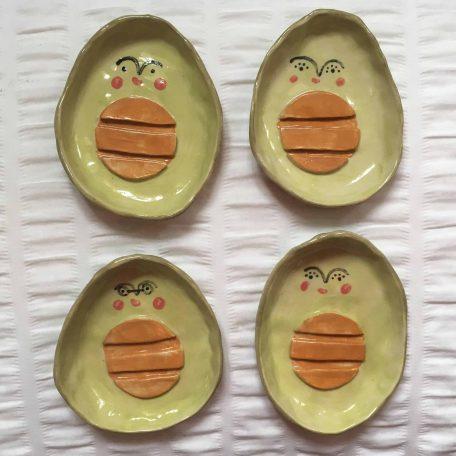 Avocado Soap Dish