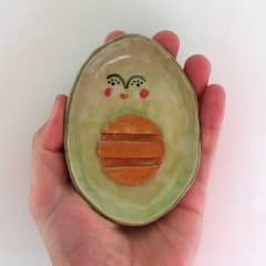 Avocado Soap Dish