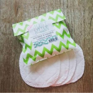 Reusable Cotton Face Wipes