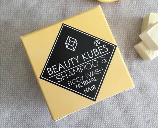 Beauty Kubes Shampoo And Body Wash Unisex