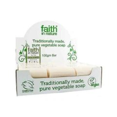 Faith In Nature Tea Tree Soap Unwrapped