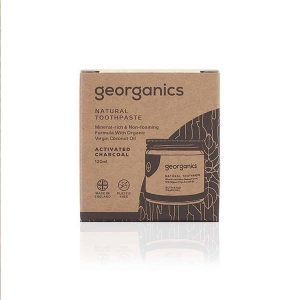 Georganics Activated Charcoal Toothpaste