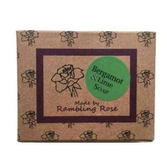 Bergamot And Lime Soap Bar