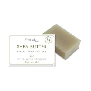 Shea Butter Cleansing Bar