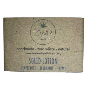 Solid Moisturising Bar
