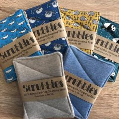 Scrubbies Patterned – Pack Of Two