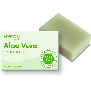Aloe Vera Friendly Soap