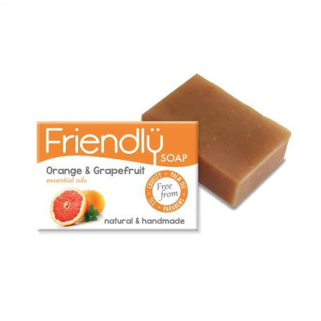Friendly Soap Orange Grapefruit