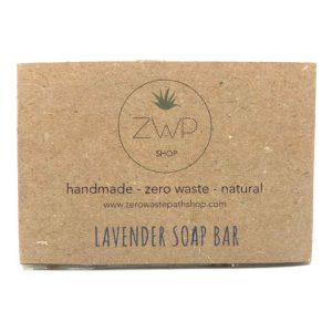 Handmade Lavender Soap Bar