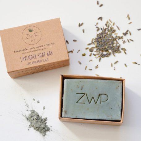 Lavender Soap Bar ZWP
