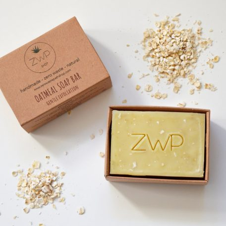 Oatmeal Soap Bar ZWP