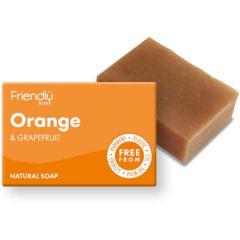 Orange Grapefruit Friendly Soap