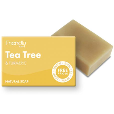 Tea Tree Friendly Soap
