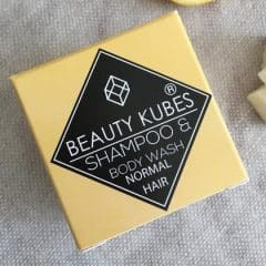 Beauty Kubes Shampoo And Body Wash Unisex
