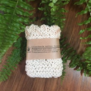 Reusable Cotton Face Wipe