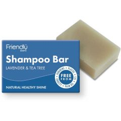 Friendly Soap Shampoo Bar