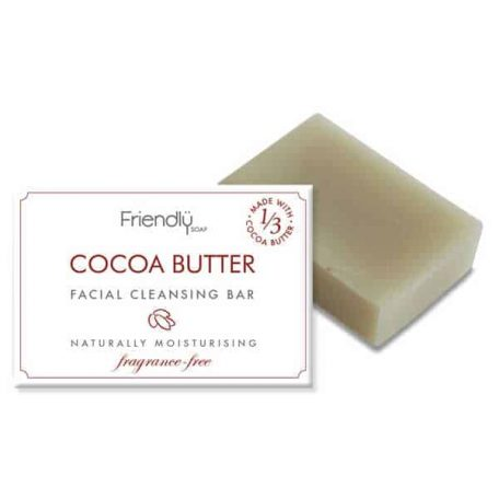 Cocoa Butter Facial Bar