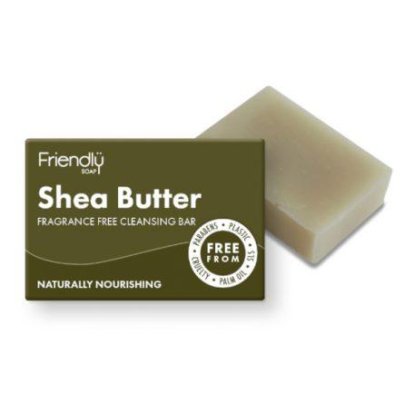 Shea Butter Friendly Soap