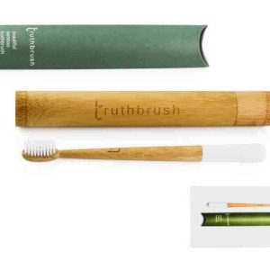 Truthbrush And Bamboo Case