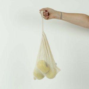 Organic Cotton Mesh Produce Bag
