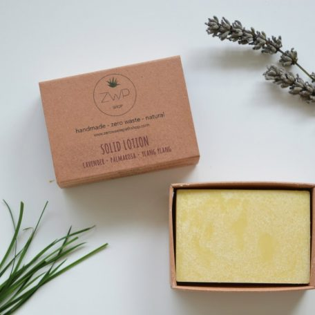 Floral Solid Lotion