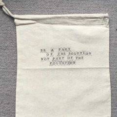 100% Cotton Produce Bag