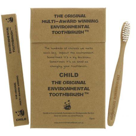 Environmental Toothbrush