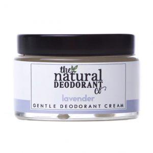 Natural Deodorant Co. Gentle Deodorant – Lavender