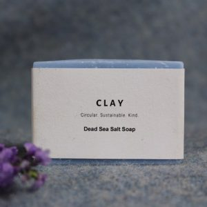 Dead Sea Salt Clay Soap