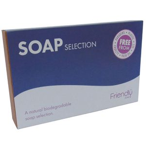 Friendly Soap Gift Set