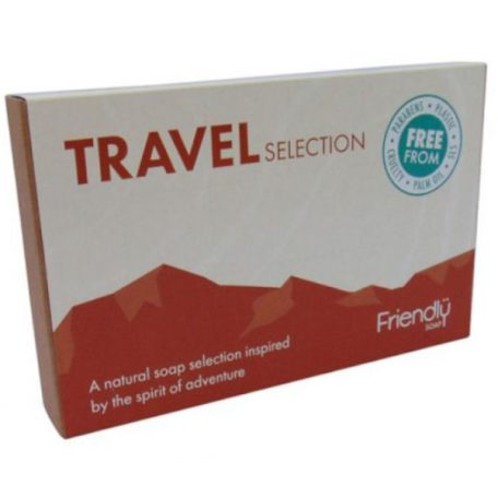 Friendly Soap Travel Selection