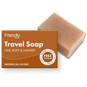 Friendly Soap Travel Soap