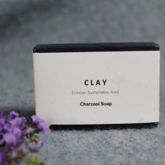 Charcoal Clay Soap