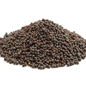 Mustard Seeds – Brown