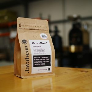 Coffee – Broadland Espresso Blend
