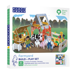 PLAYPRESS – Farmyard
