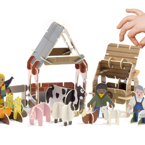 Playpress Farmyard