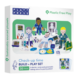 Playpress character set