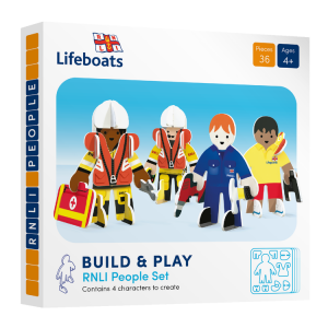 Playpress Lifeboat