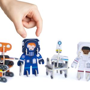 Plastic free children's toys