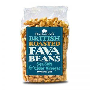 Hodmedod's Roasted Fava Beans- Sea Salt & Cider Vinegar